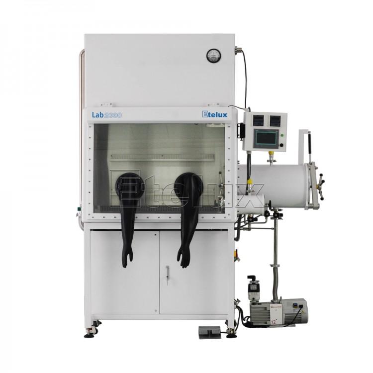 Etelux伊特克斯百级层流手套箱,水氧<1ppm2000017
