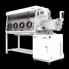 Lab2000-1800双工位分体式单面手套箱