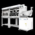 Lab2000-2400四工位分体式双面手套箱